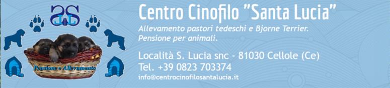 Logo di Centro Cinofilo Santa Lucia srl